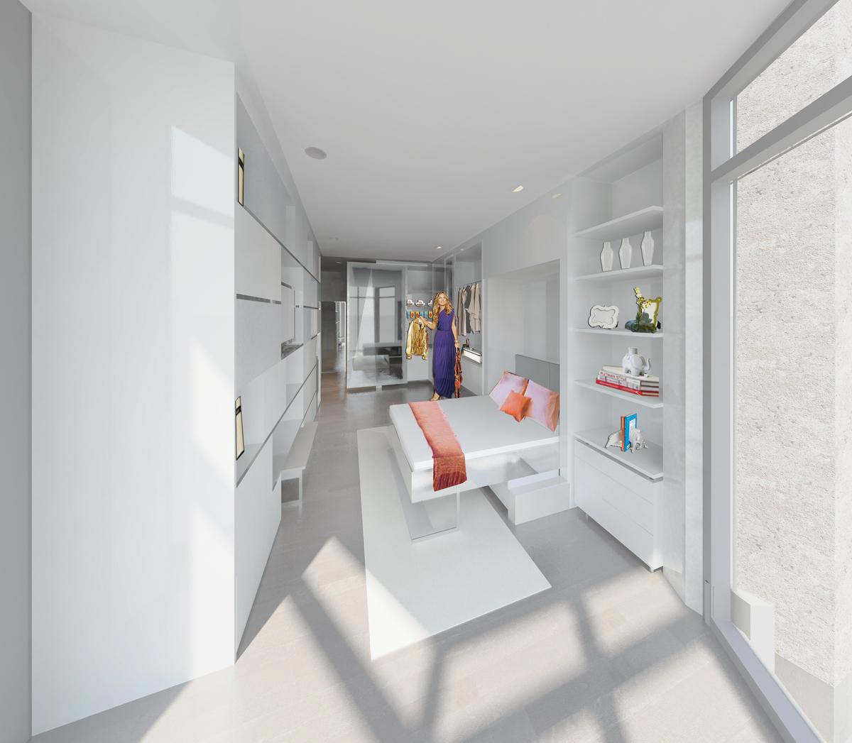 200 square foot Apartment