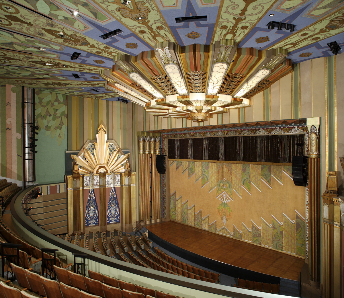 The Martin Woldson Theater At The Fox Evergreene