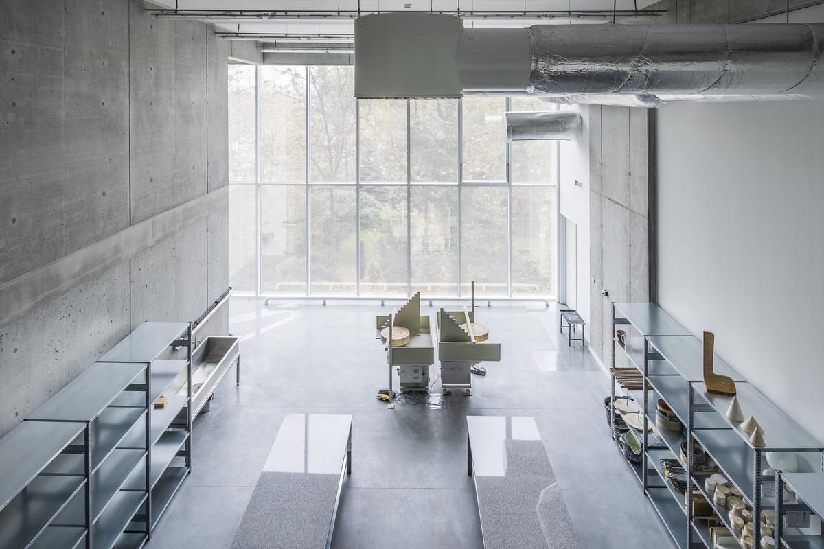 Studio view from mezzanine_Photo by Jakub Certowicz