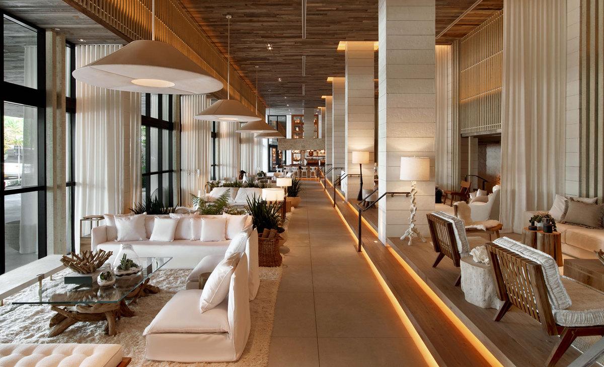 1 hotel south beach meyer davis studio archinect for Interior design staffing agency chicago
