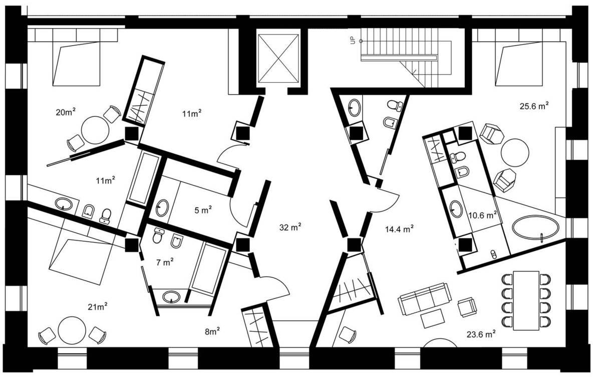 Boutique Hotel Lobby Floor Plan Hotel Ground Floor Plan