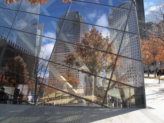 WTC VOEC Atrium