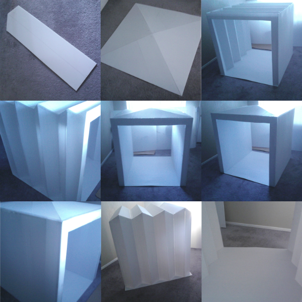 Snube Cube Construction
