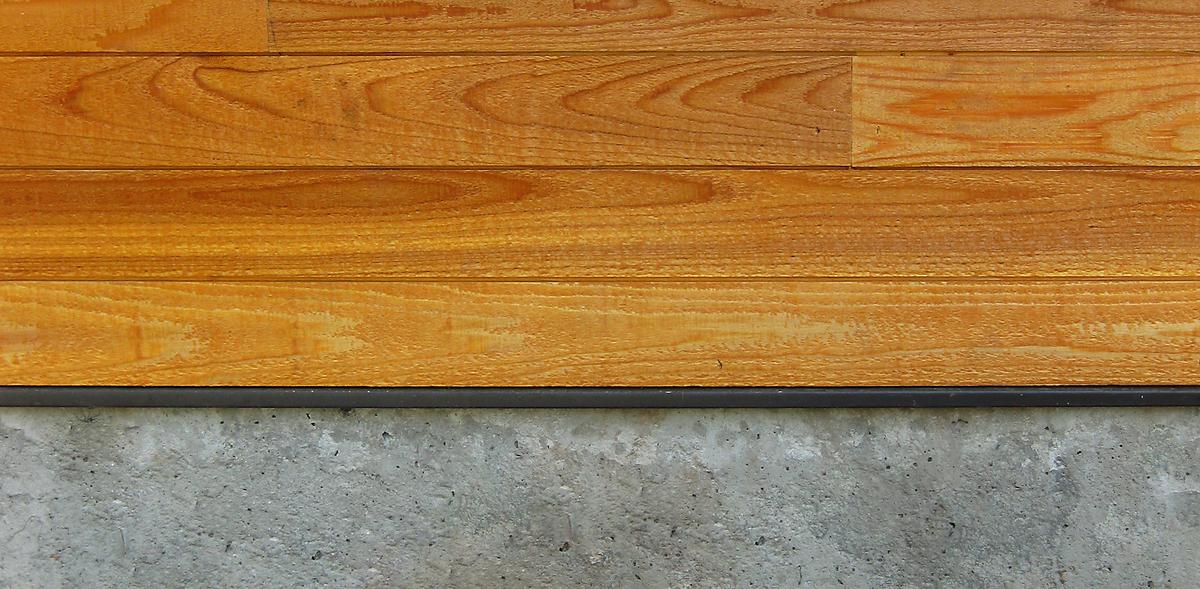 Cedar and Concrete