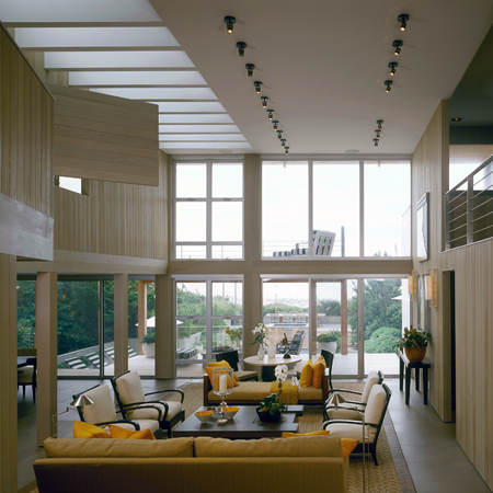 Ocean View House Bromley Caldari Architects Archinect