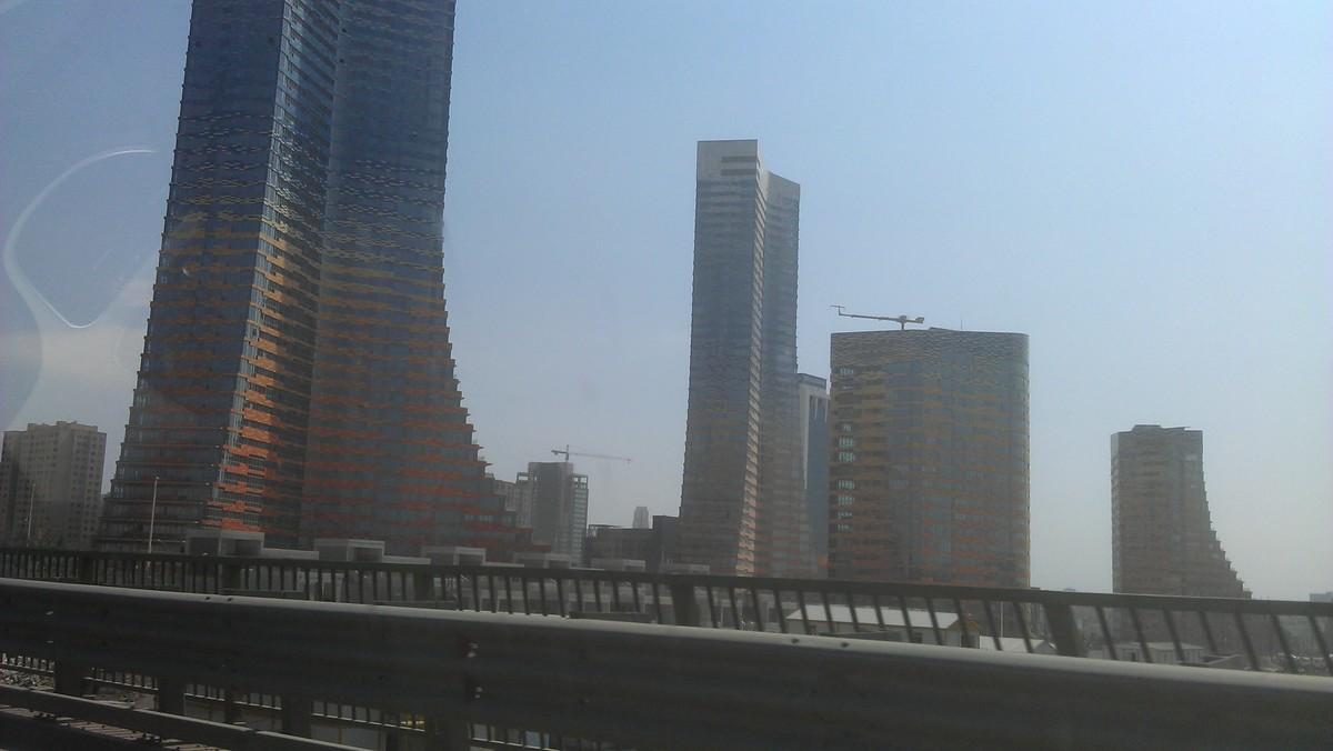 Tower development near Sabiha airport