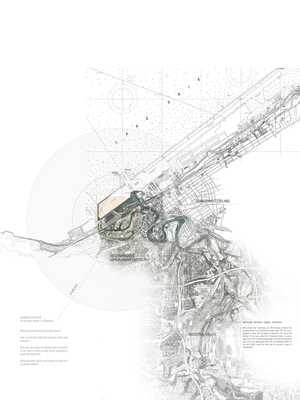 Traces and trajectories a study of the temporal amanda for Site plan drawing online