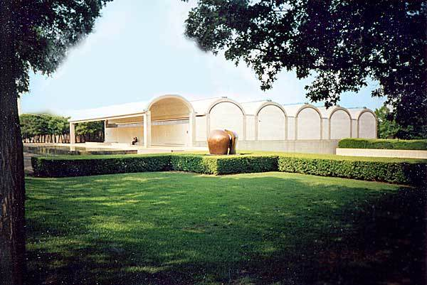 The Kimball Art Museum | 1972 | Louis I. Khan