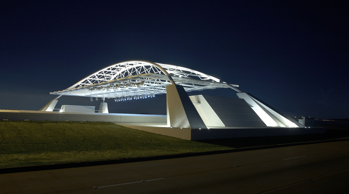 Harris county toll road authority sam houston tollway for Top architecture firms houston