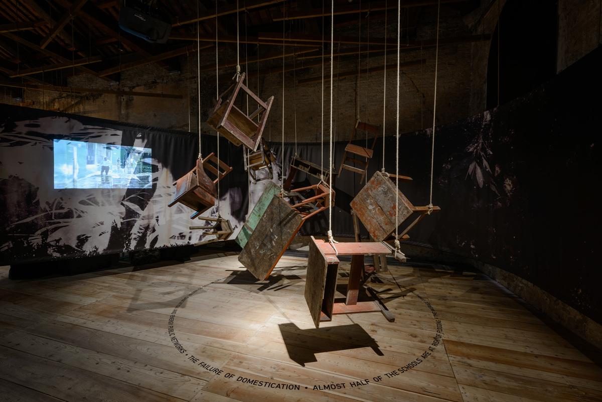 Perus Our Amazon Frontline, photo by Andrea Avezzù, courtesy La Biennale di Venezia.