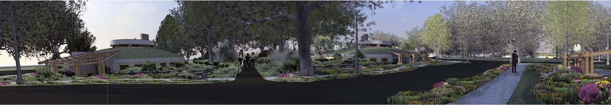 Street View of Prairie Gardens