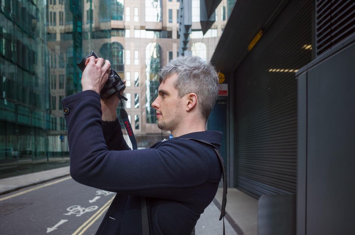 Alex Upton photographed by Jinshen Xu
