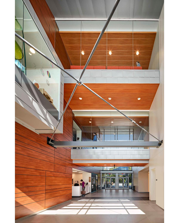 Stem School Springfield Ma: Amenta Emma Architects