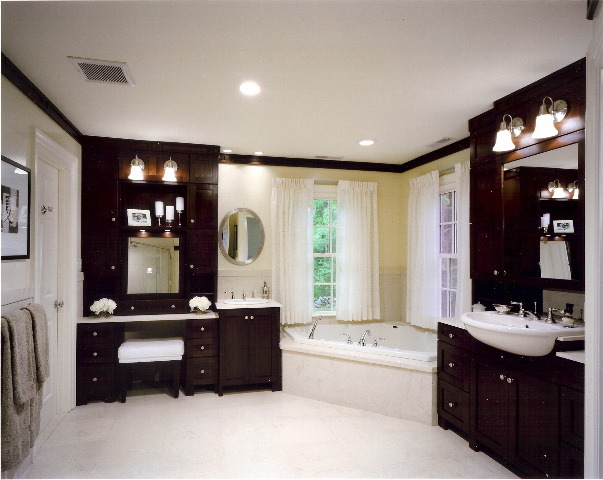 Master Bathroom MA new construction TERRI MC RAY – Bathroom Construction