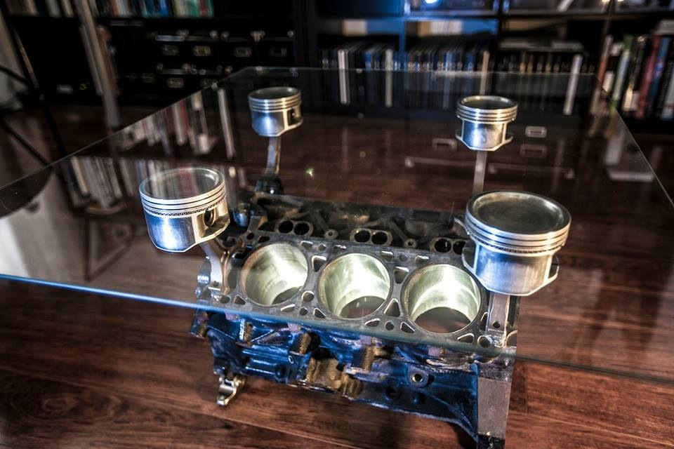 car engine coffee table. beautiful sr engine coffee table with car