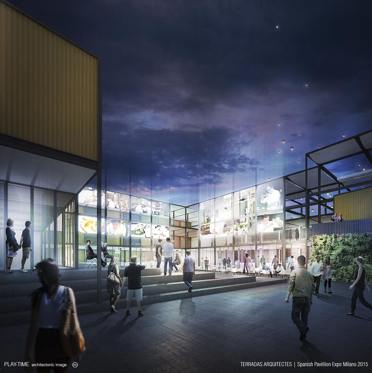 terradas arquitectes - spanish pavillion expo milano 2015 02