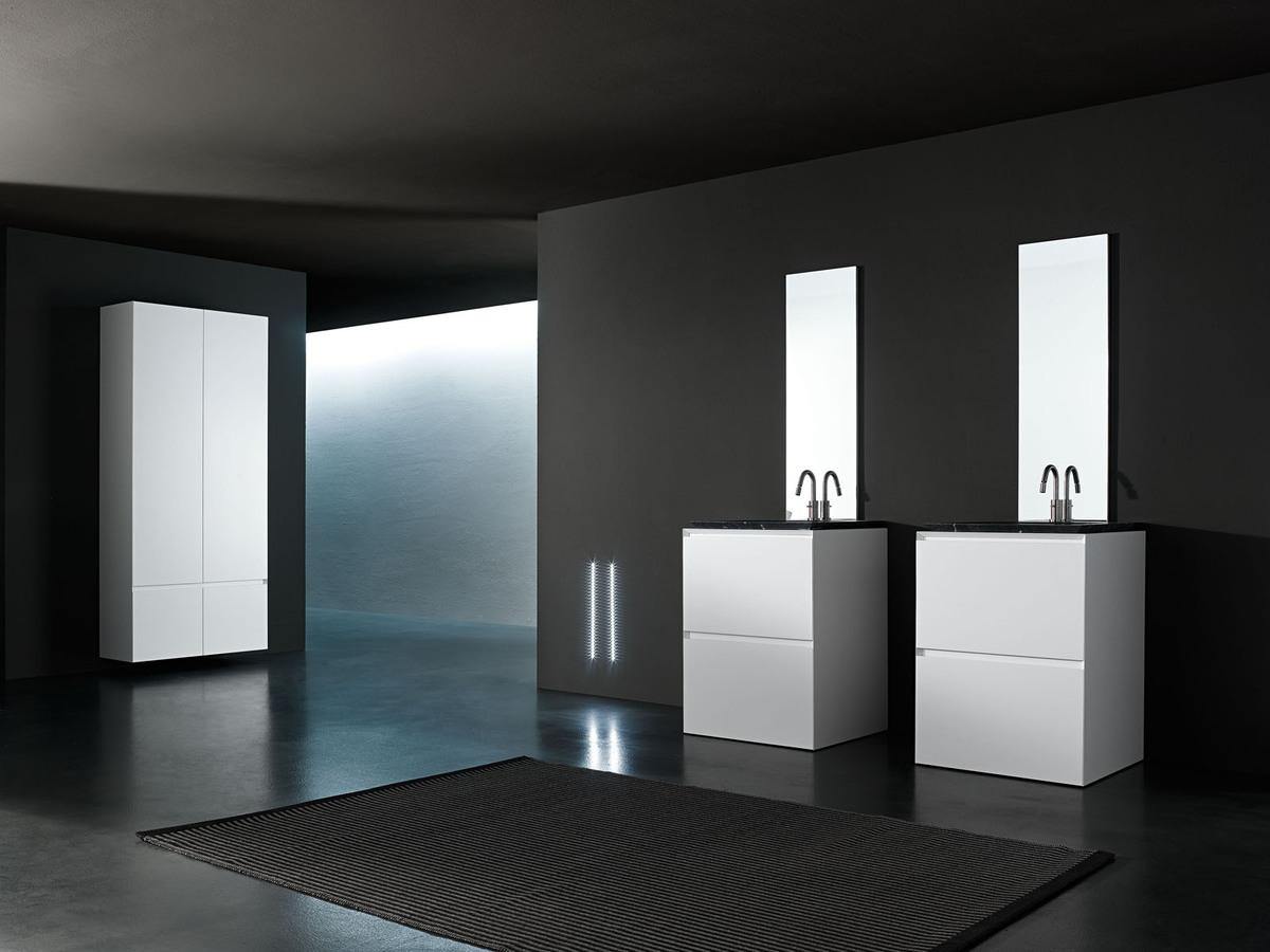 Glam bathroom minimal usa archinect for Usa bathroom designs