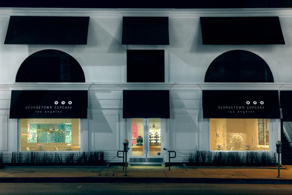 Georgetown cupcake los angeles ralph gentile for Top architecture firms los angeles