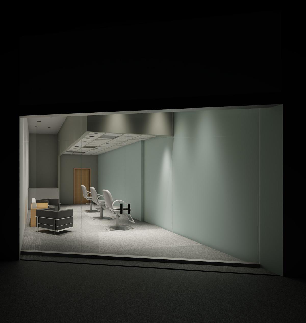 Interior lighting only