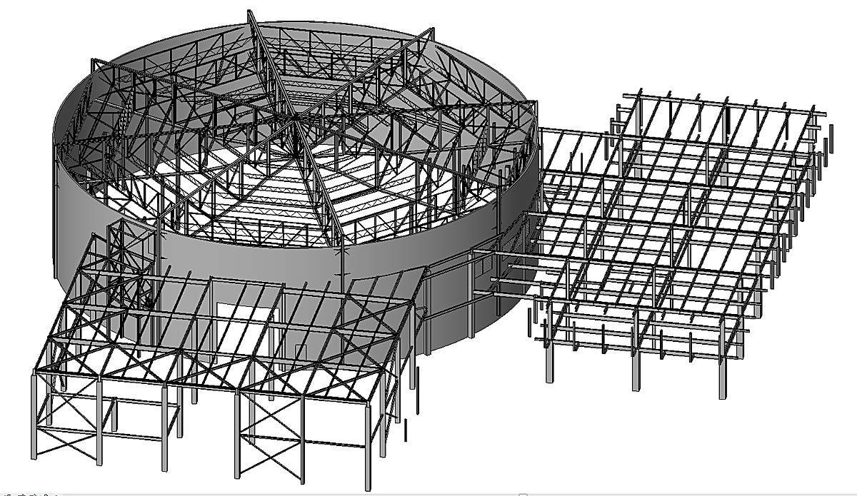 Revit screen shot