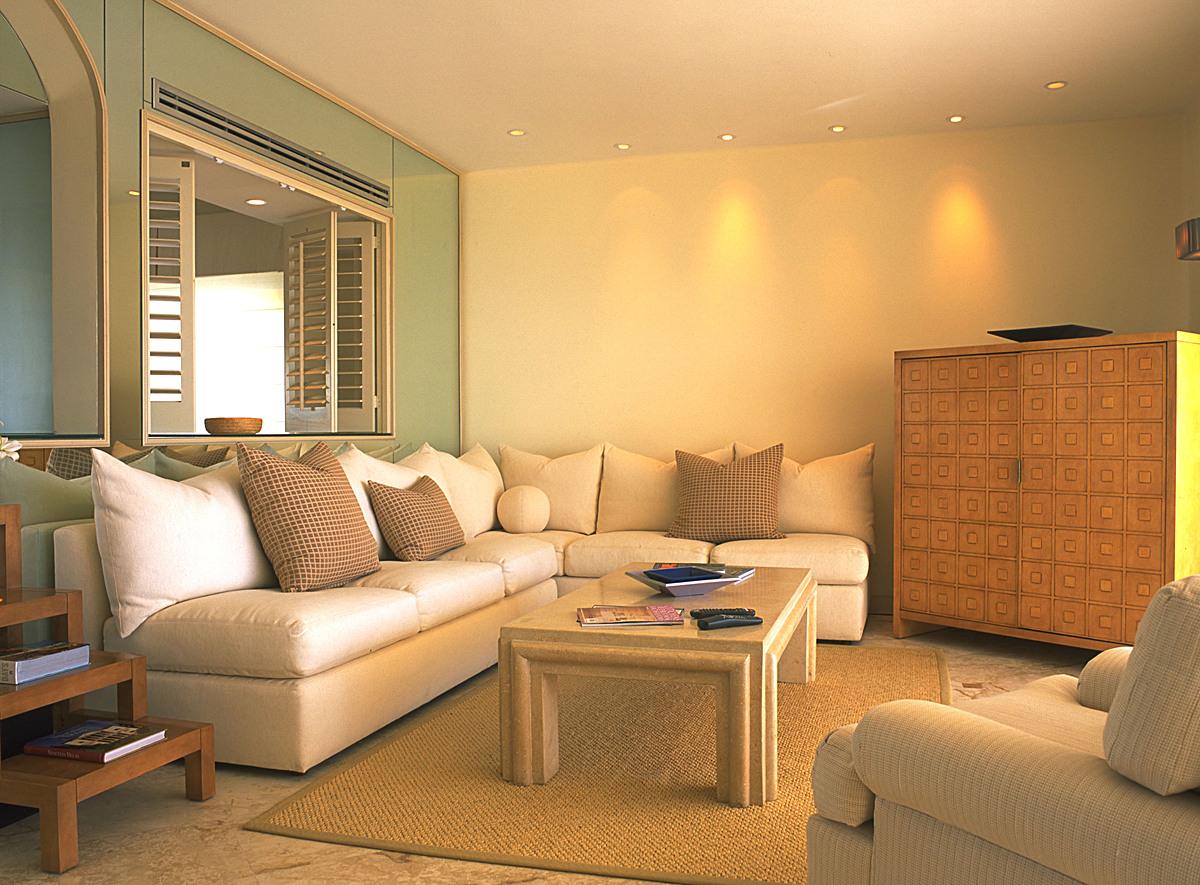 La Isla. Living room.