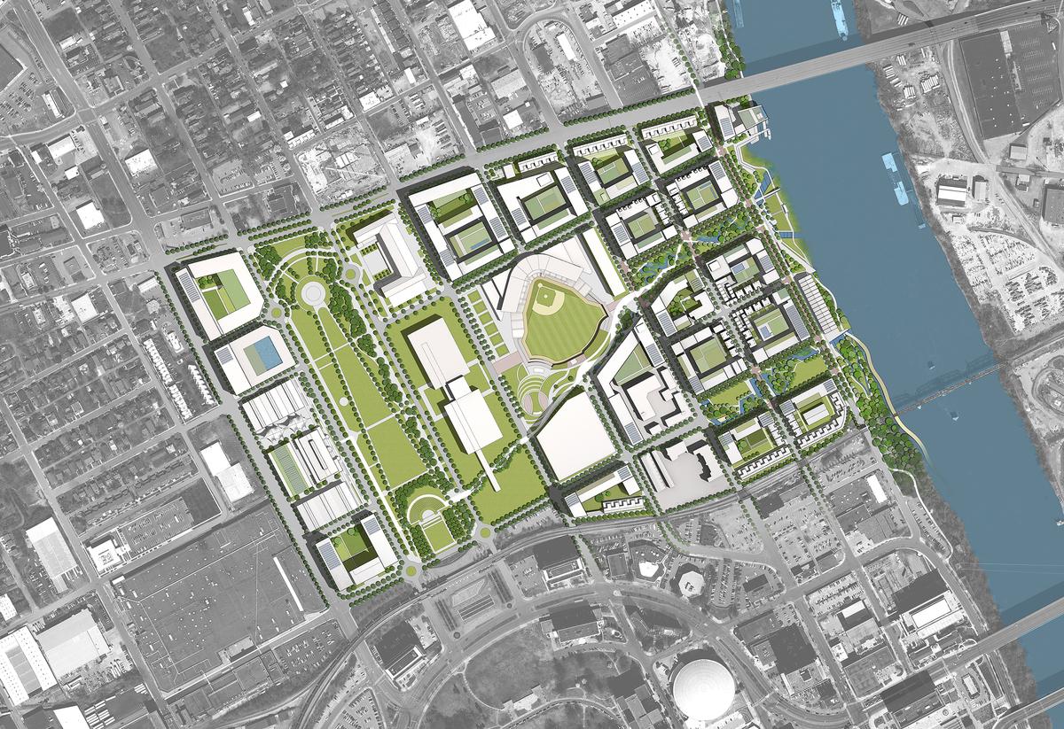 uptown nashville  2014 urban land institute hines urban