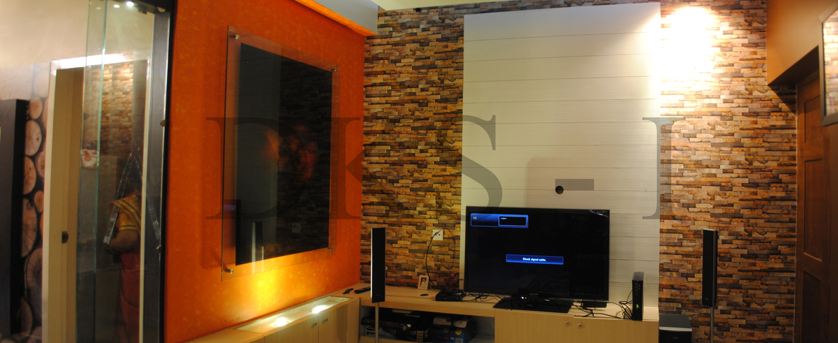 Residential interior design for mr balaji gopalan - Residential interior wall panel systems ...