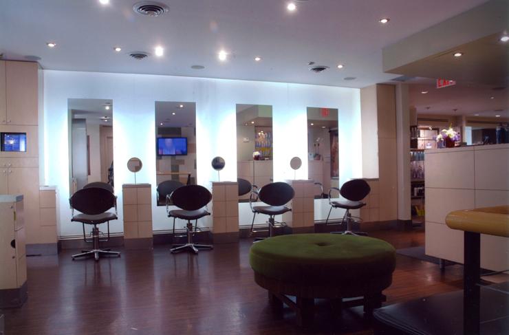 Salon ziba peter gronkvist archinect for 57th street salon
