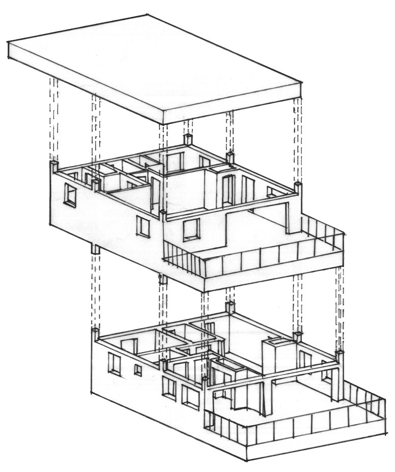 Electrical Wiring Diagrams Residential Apartments