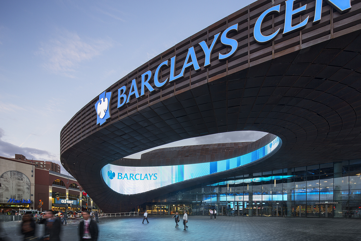barclays center - photo #42