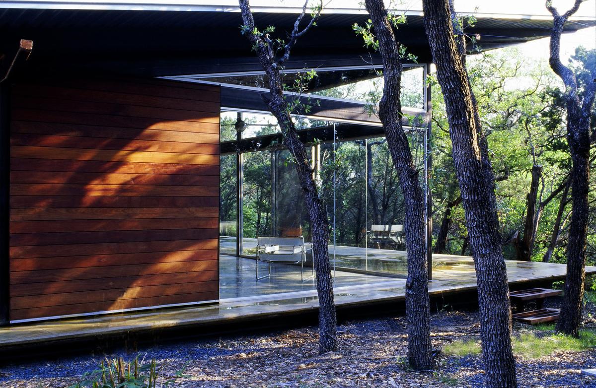 Lago Vista Lake House Calvin Chen Archinect