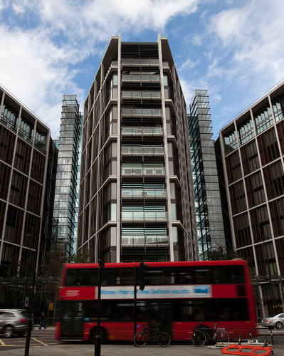 Apartments at One Hyde Park complex in Knightsbridge have been purchased mostly by foreign buyers. - Warrick Page for The New York Times