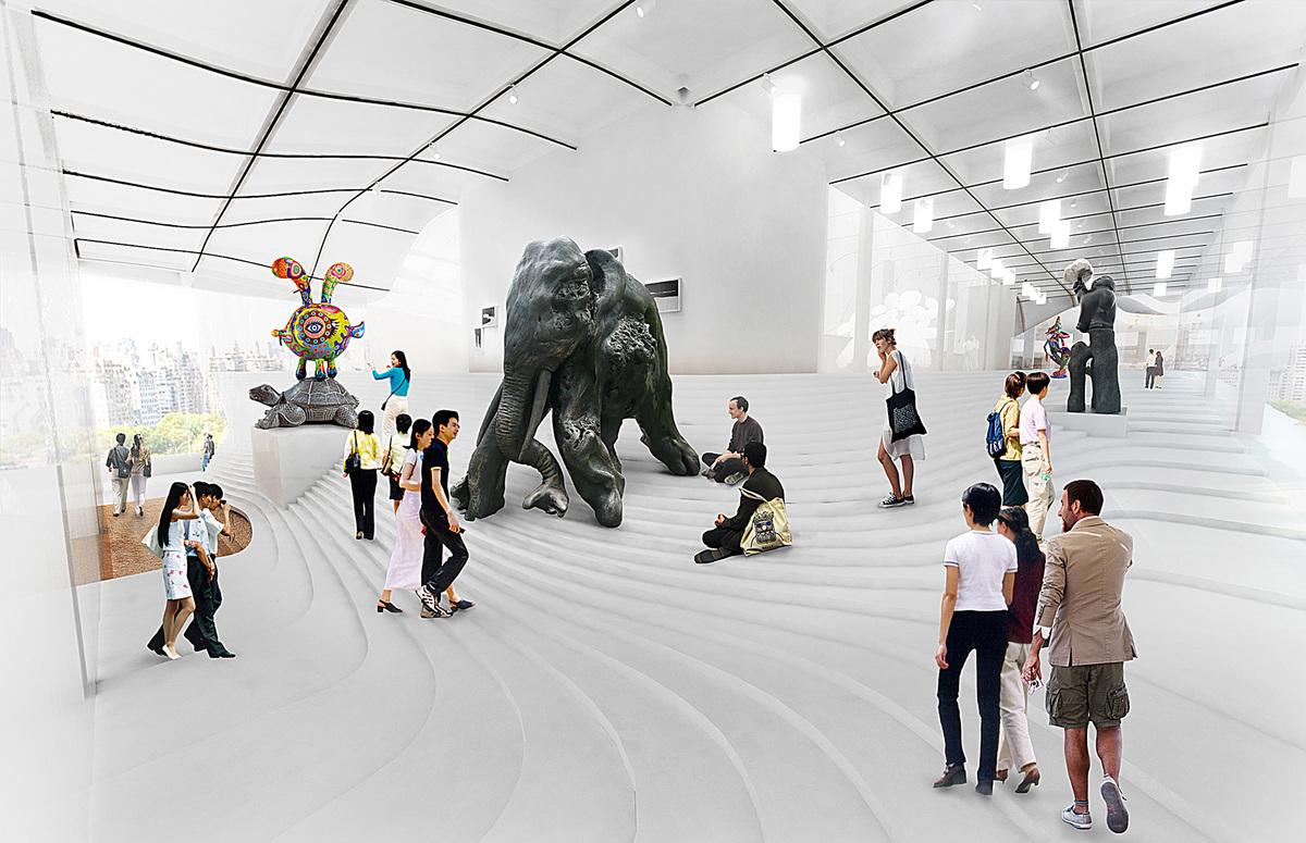 Museum interior (Image: KAMJZ)