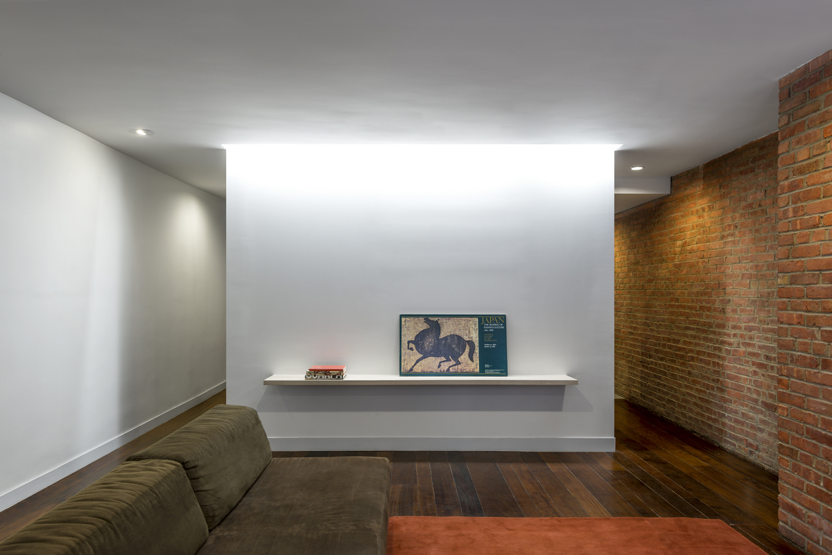 Upper West Side Duplex. Credit: Studio Modh