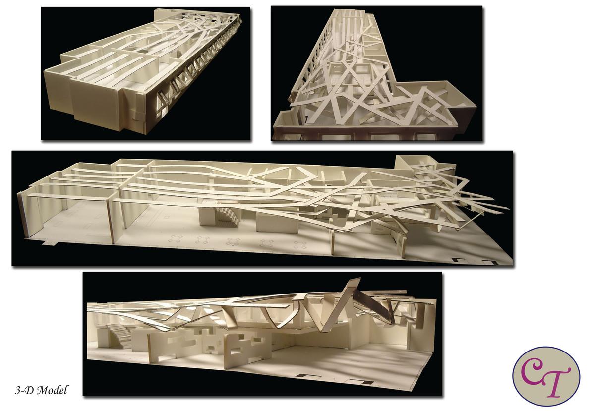 3-D Model
