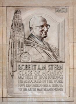 Robert A.M. Stern at Yale