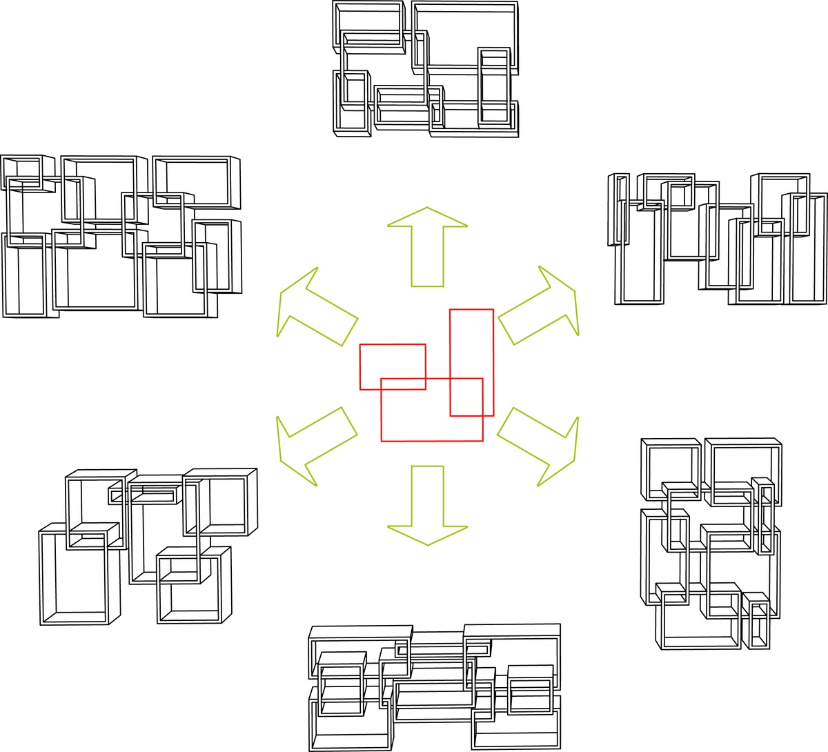 B-shelves customization framework