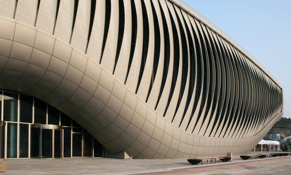 Kinetic facade (Photo: soma)