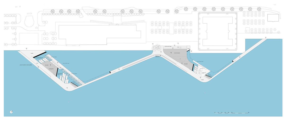 Image courtesy of KLAR & JDS/Julien de Smedt Architects