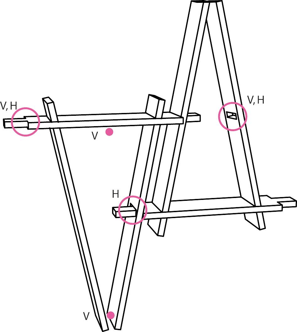 Interlattice Parametric Joinery System Lauren Johnson