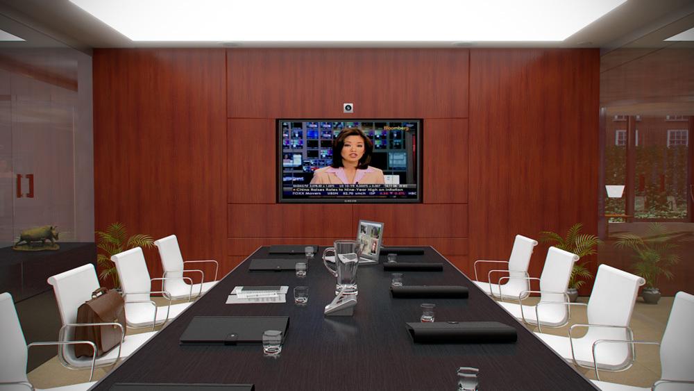 Main meeting room material option