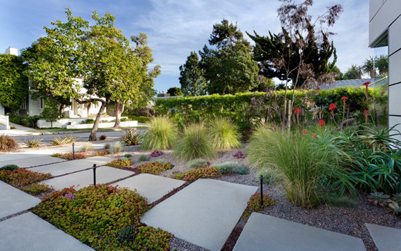 landscape modern garden design - photo #14