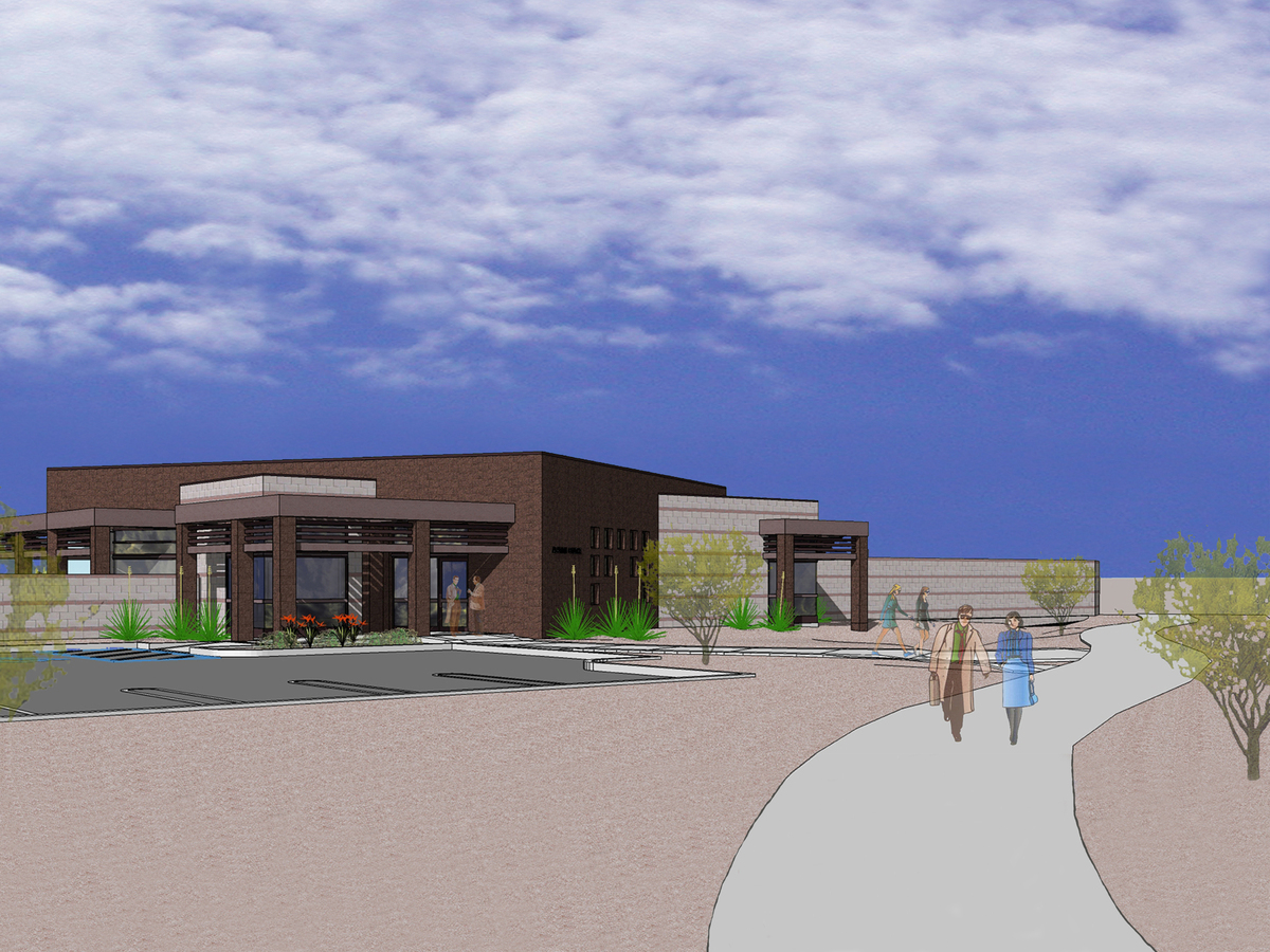 Magnesia Falls Westbound Rendering