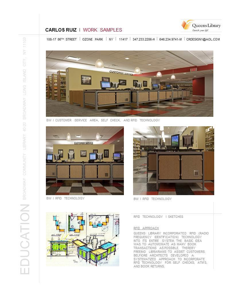 Broadway Community Library / LIC NY / Built pg2