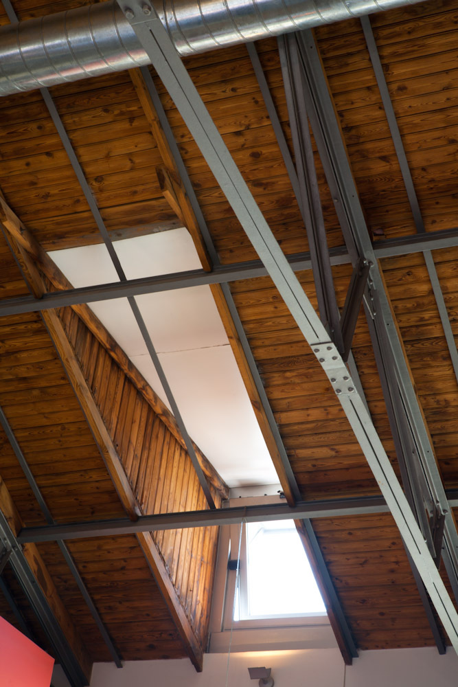 Loft atocha madrid spain beriot bernardini arquitectos - Lofts en madrid ...