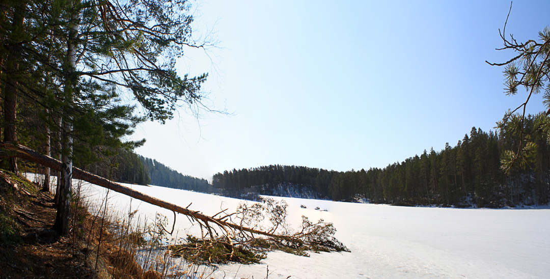 Lakelands in Finland