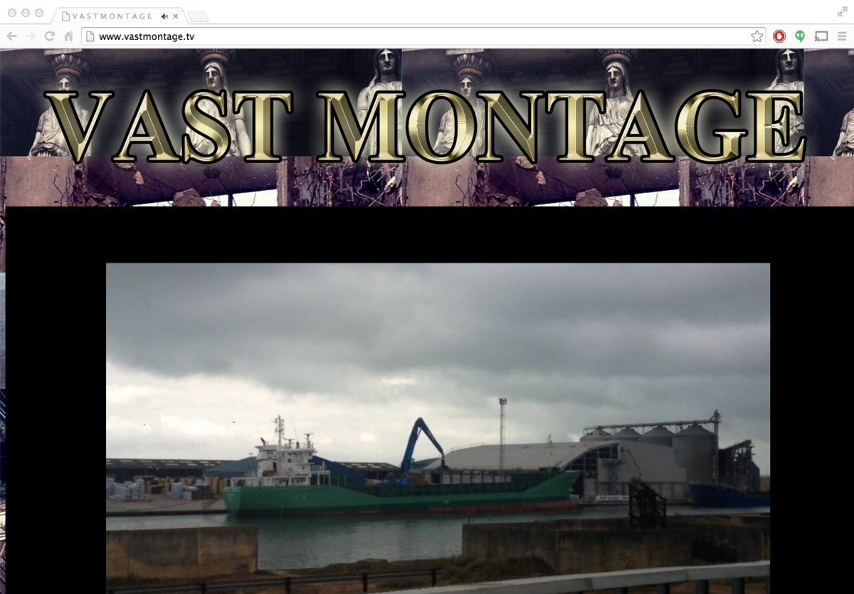 A screenshot from VastMontage.tv Credit: Felix Melia