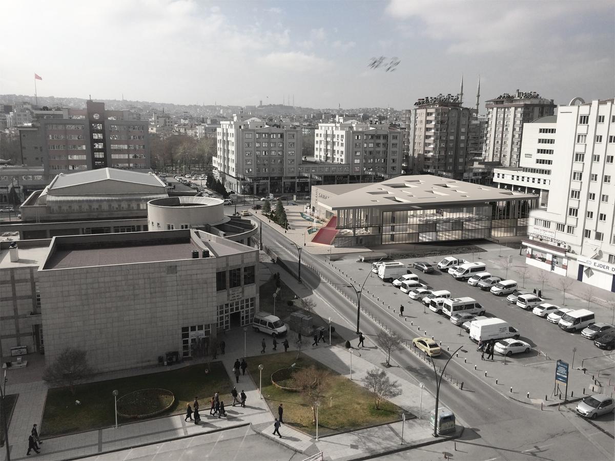 Art Center 1, Gaziantep, Turkey