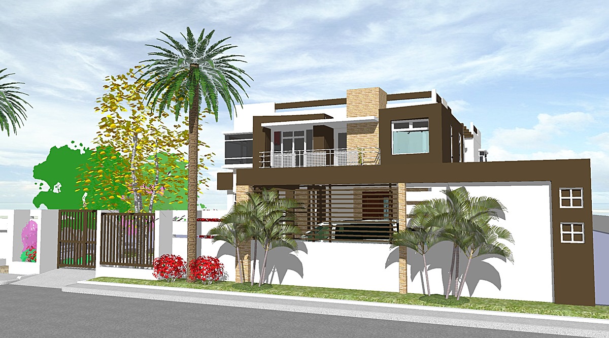 2 storey apartment design joy studio design gallery for Two storey residential house design