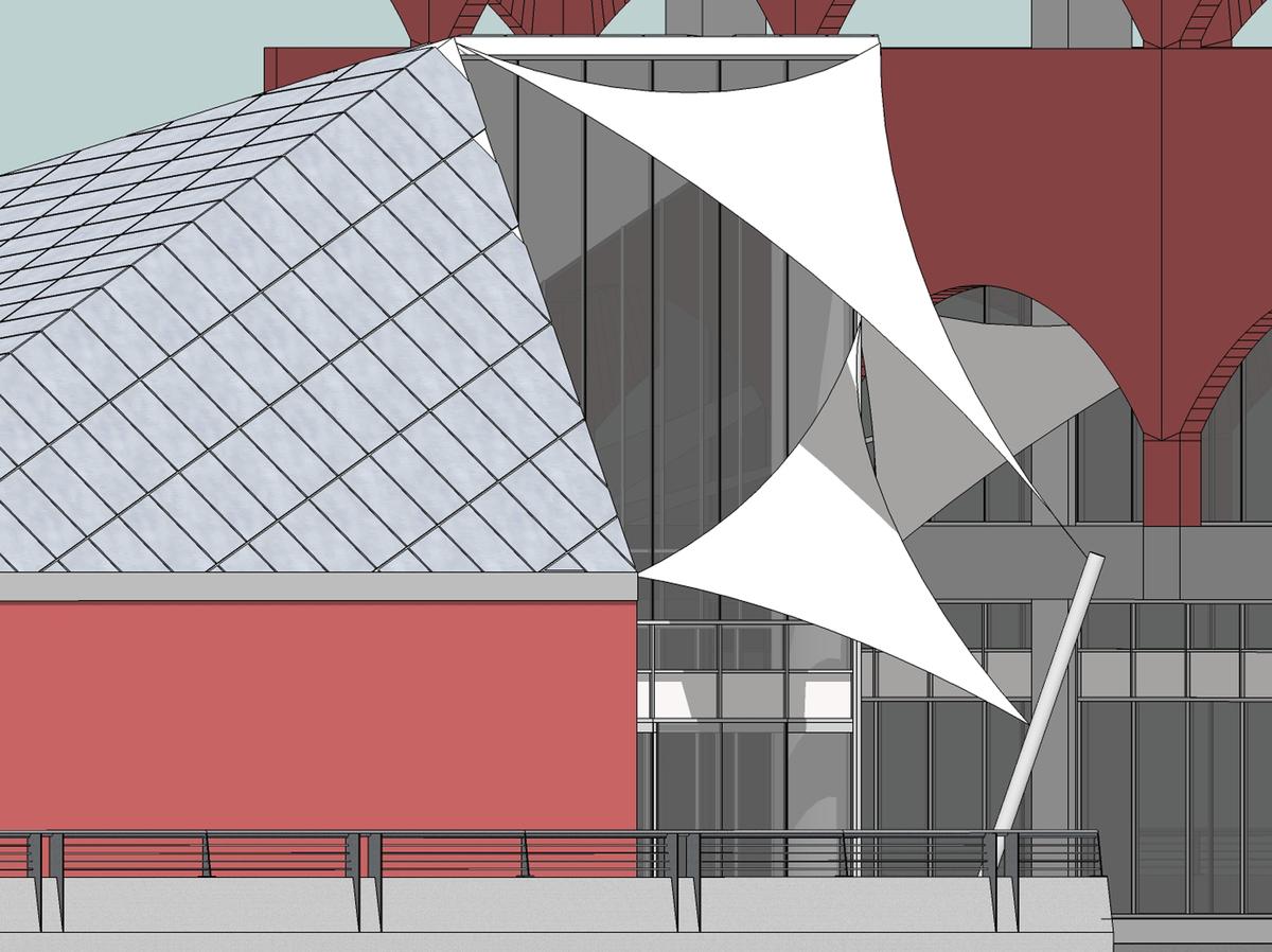 2nd. design (NE view) 1 of 3